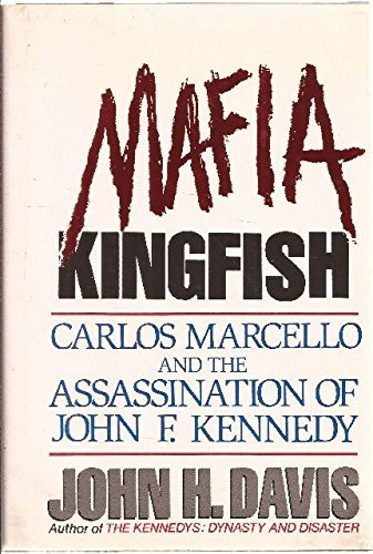 9780070157798: Mafia Kingfish: Carlos Marcello and the Assassination of John F. Kennedy