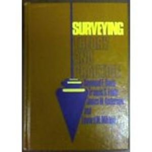 9780070157903: Surveying Theory and Practice, 6th Edition