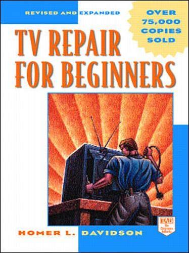9780070158054: TV Repair for Beginners
