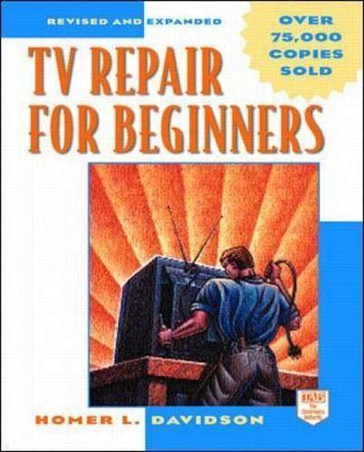 9780070158061: TV Repair for Beginners