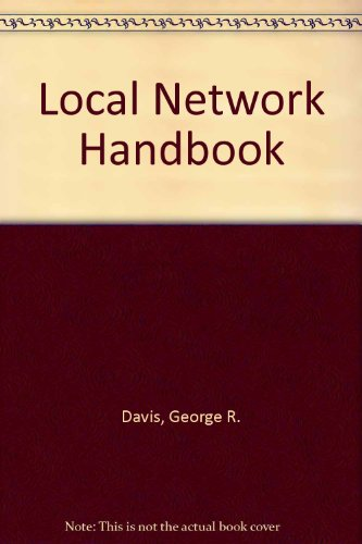 9780070158238: Local Network Handbook