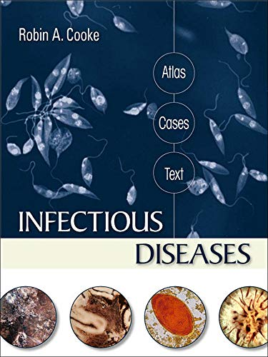 9780070159068: Infectious Diseases: Atlas, Cases, Text