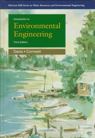 9780070159181: Introduction to Environmental Engineering (McGraw-Hill Series in Water Resources and Environmental Engi)