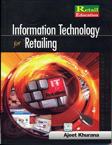 9780070159228: Information Technology for Retailing