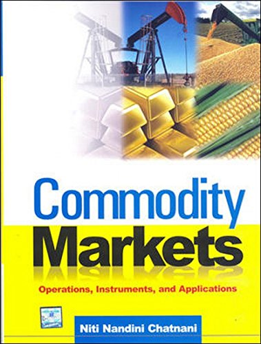 9780070159297: Commodity Markets 1ED