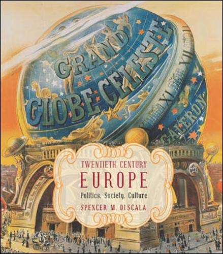 9780070160521: Twentieth Century Europe: Politics, Society, and Culture