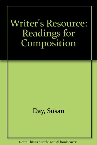 9780070161573: The Writer's Resource: Readings for Composition