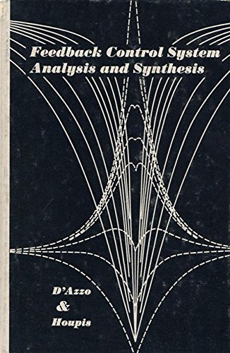 9780070161757: Feedback Control System Analysis and Synthesis (Electrical & Electronic Engineering S.)
