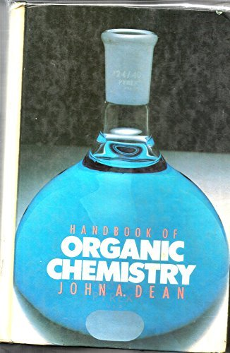 9780070161931: Handbook of Organic Chemistry
