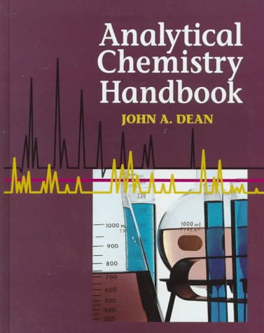 9780070161979: Analytical Chemistry Handbook