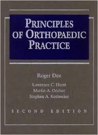 9780070162013: Principles of Orthopaedic Practice