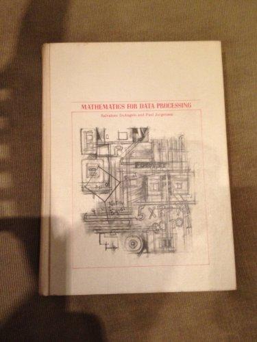 9780070162037: Mathematics for Data Processing