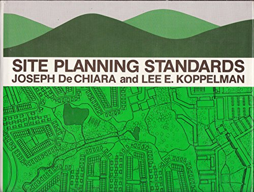 9780070162167: Site Planning Standards