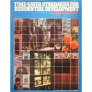9780070162174: Time-saver Standards for Residential Development