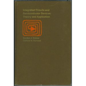 9780070162211: Integrated Circuits and Semiconductor Devices;: Theory and Application