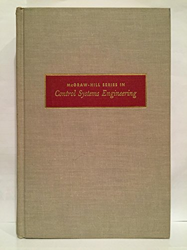 9780070162440: Principles of Control System Engineering (Control Systems Engineering)