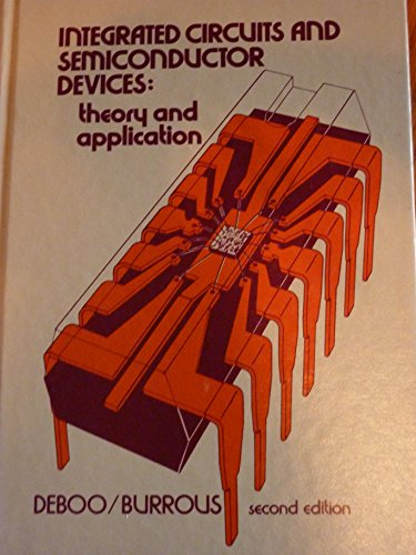 9780070162464: Integrated Circuits and Semiconductor Devices: Theory and Applications