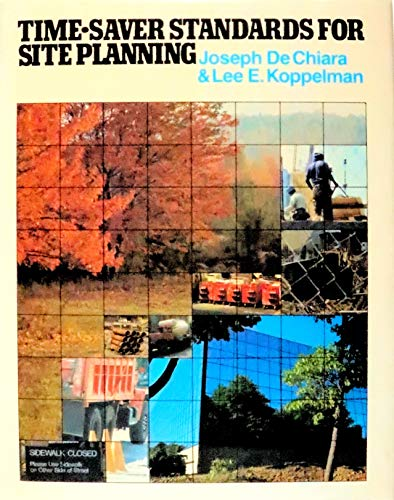 9780070162662: Time-Saver Standards for Site Planning