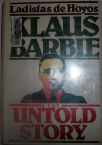 9780070162976: Klaus Barbie