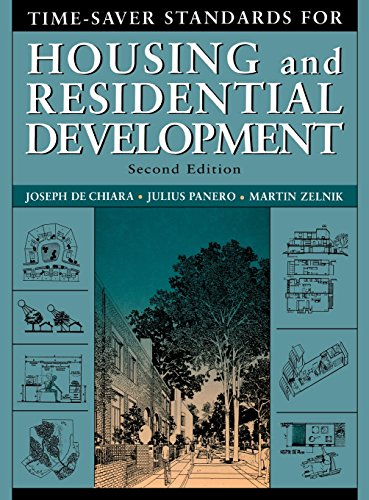 9780070163010: Time-saver Standards for Housing and Residential Development (Time-savers series)