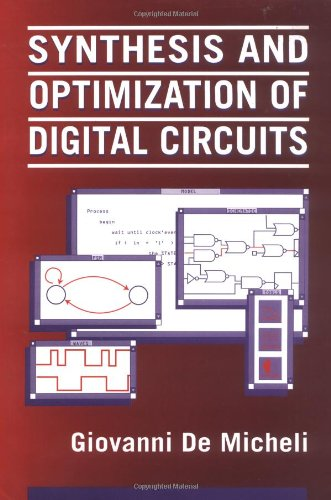 9780070163331: Synthesis and Optimization of Digital Circuits