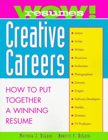 9780070163812: Wow! Resumes for Creative Careers
