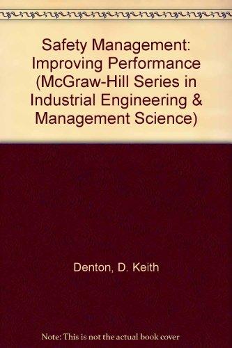 9780070164109: Safety Management: Improving Performance