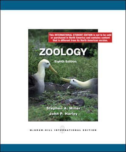 9780070164833: Zoology