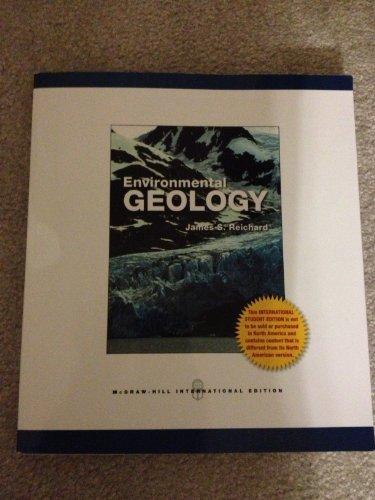 9780070164864: Environmental Geology