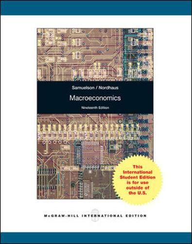 9780070164949: Macroeconomics