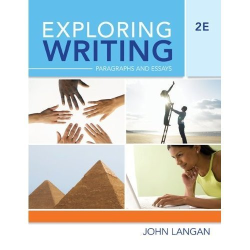 9780070165168: Exploring Writing: Paragraphs and Essays