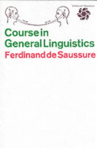 9780070165243: Course In General Linguistics