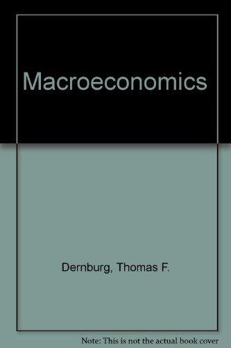 9780070165267: Macroeconomics