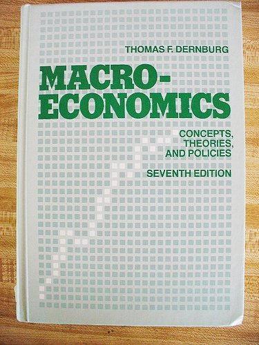 9780070165366: Macroeconomics: Concepts, Theories, and Policies
