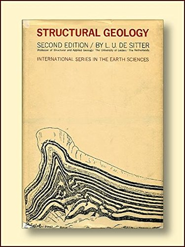 9780070165731: Structural Geology (International Series in Earth Science)