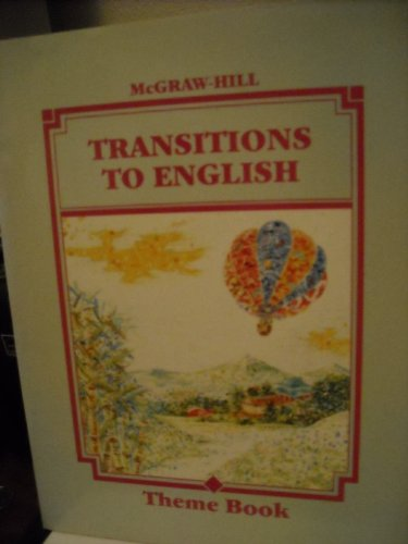 Transitions to English Theme Book Level 1: Joanne Devine