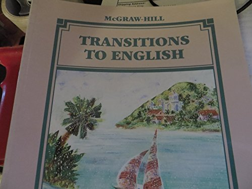 MCGRAW-HILL TRANSITIONS TO ENGLISH THEME BOOK LEVEL: Joanne and Jacqueline