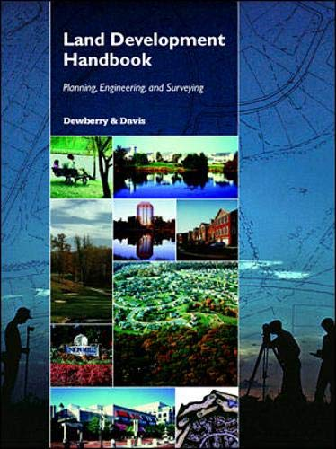 9780070166448: Land Development Handbook