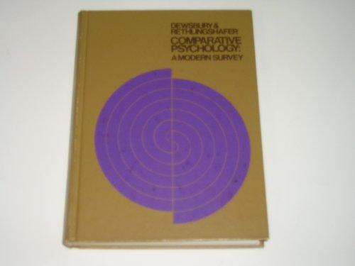 9780070166707: Comparative Psychology; A Modern Survey