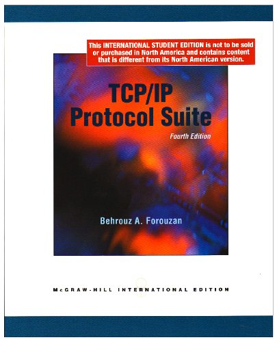 9780070166783: TCP/IP Protocol Suite (College Ie Overruns)
