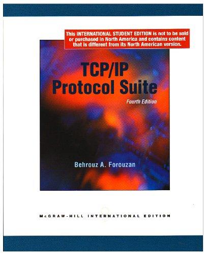 9780070166783: TCP/IP Protocol Suite