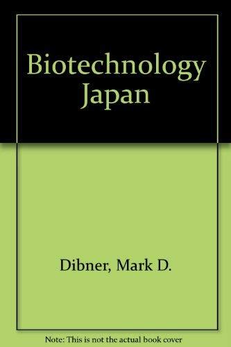 9780070167629: Biotechnology Japan
