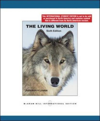 9780070167773: The Living World