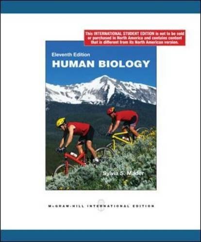 9780070167780: Human Biology