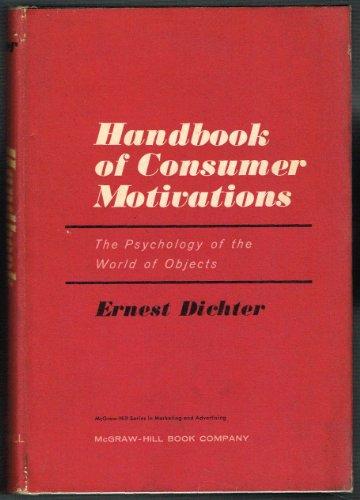 9780070167803: Handbook of Consumer Motivations