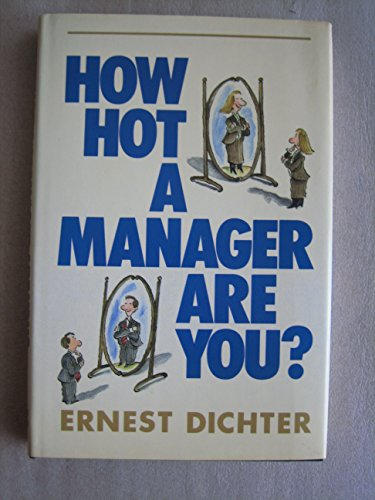 9780070167827: How Hot a Manager are You?