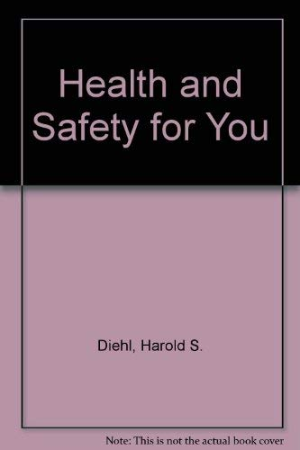 9780070168602: Health and Safety for You