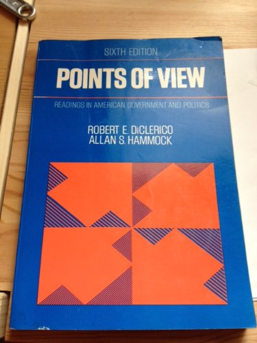 9780070168664: Points of View: Readings in American Government and Politics