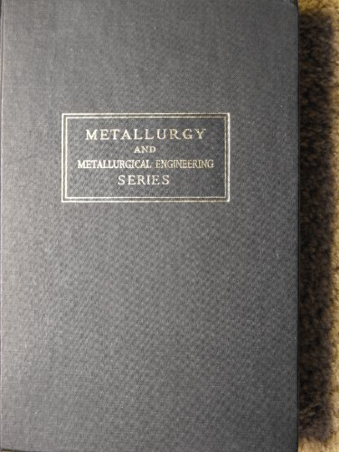 9780070168909: Mechanical Metallurgy