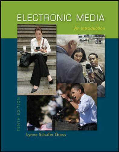 9780070169005: Electronic Media